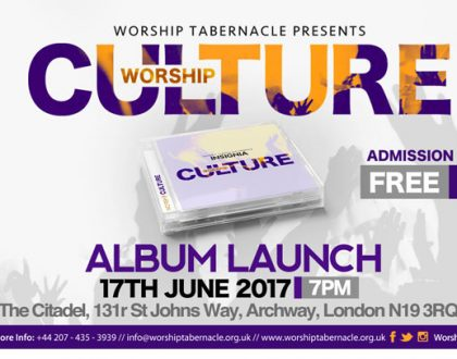 Worship Culture: Album Launch