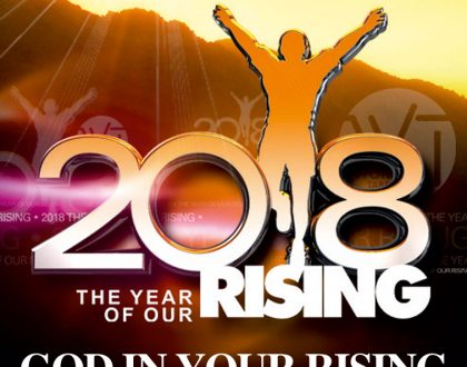 God In Your Rising (Part 2)
