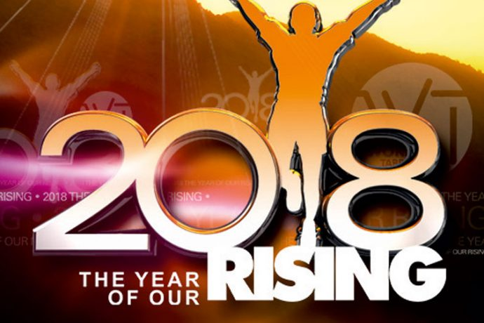 God In Your Rising (Part 1)