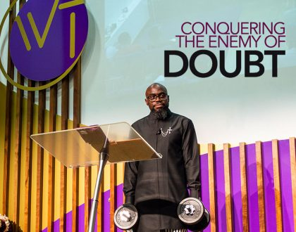 Conquering The Enemy of Doubt (Part 2)