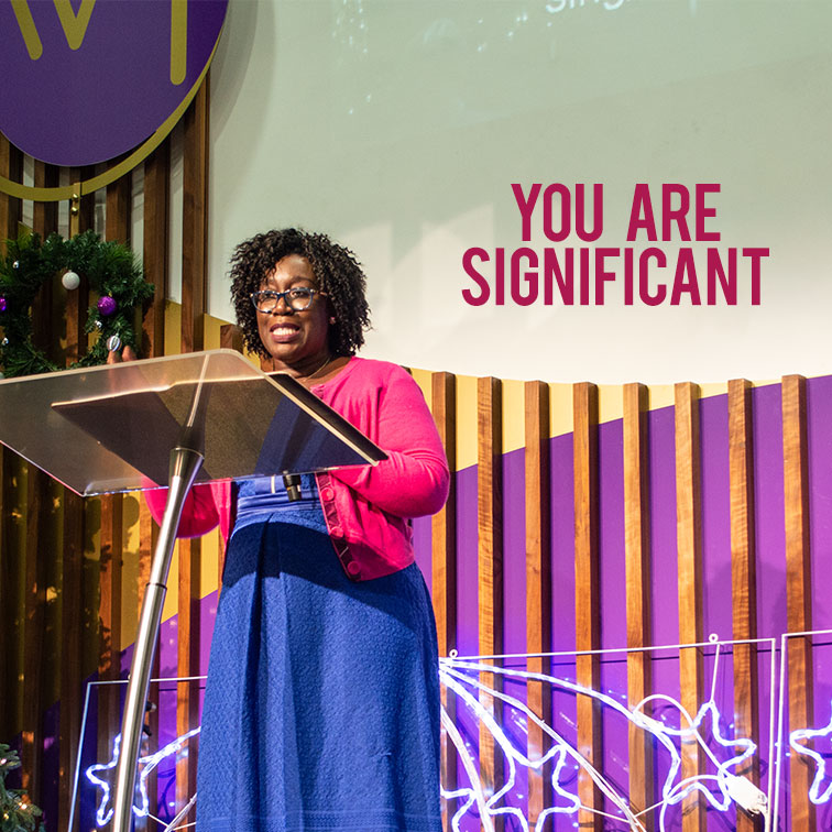 You Are Significant