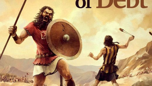 Defeating Your Goliath Of Debt