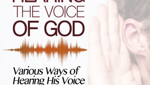 Hearing The Voice Of God (Part3)