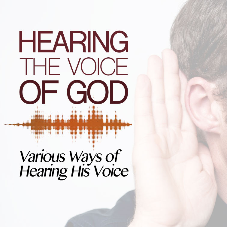 Hearing The Voice Of God (Part2)
