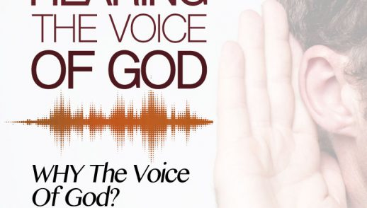 Hearing The Voice Of God (Part1)