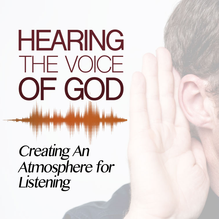 Hearing The Voice Of God (Part5)