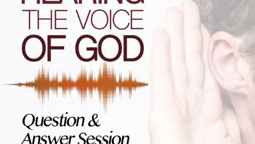 Hearing The Voice Of God (Part 6)