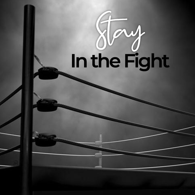 Stay In The Fight (Part2)