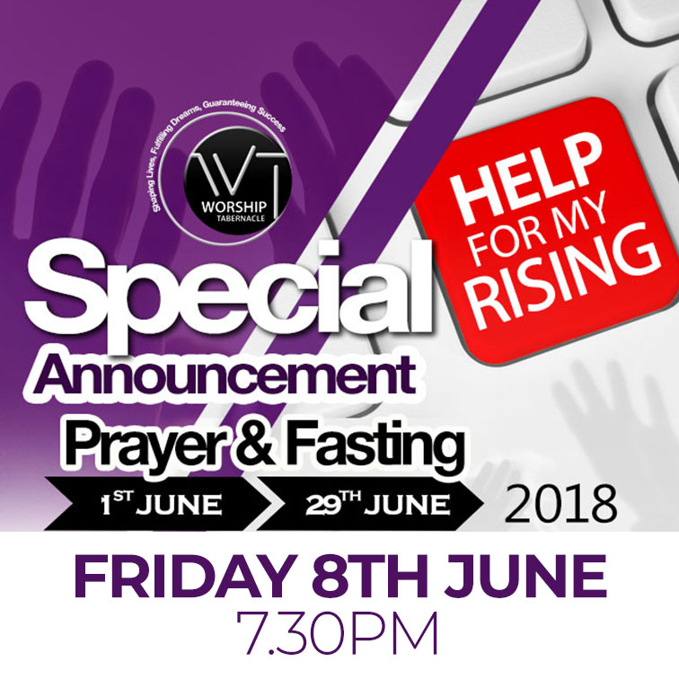 P&F: Friday 8th June 2018 - 7.30pm