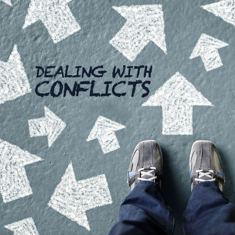 Dealing With Conflicts