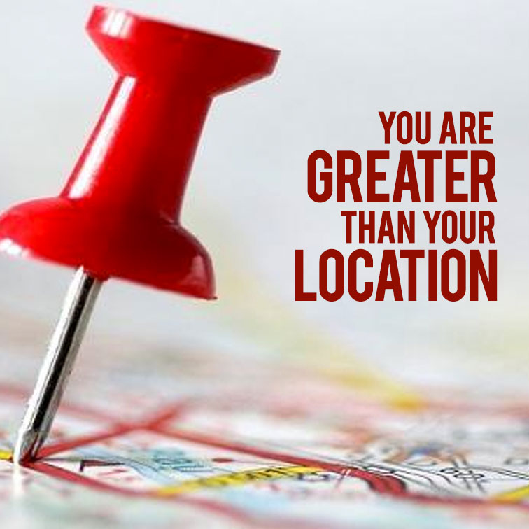 Greater than your Location (Part 2)