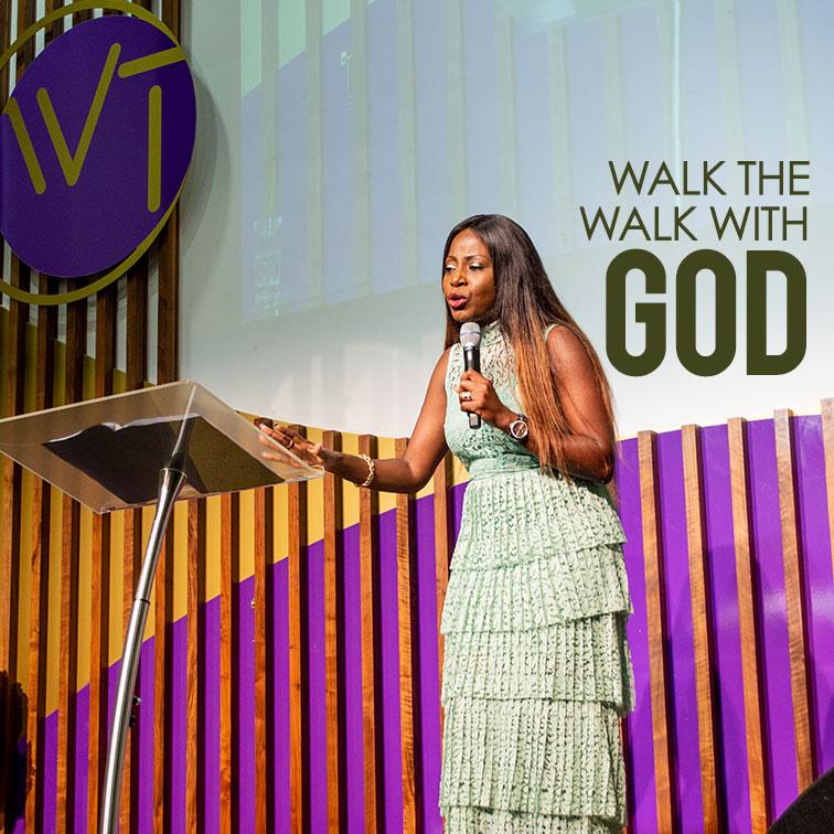 Walk the Walk with God