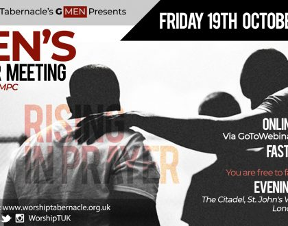 Men's Prayer Meeting