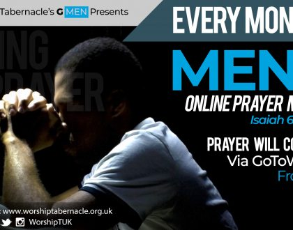 Men's Monday Prayer Meeting