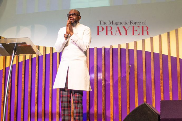The Magnetic Force of Prayer
