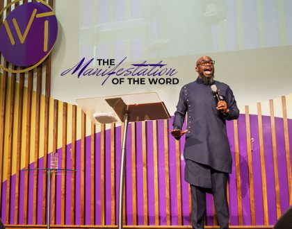 The Manifestation of the Word