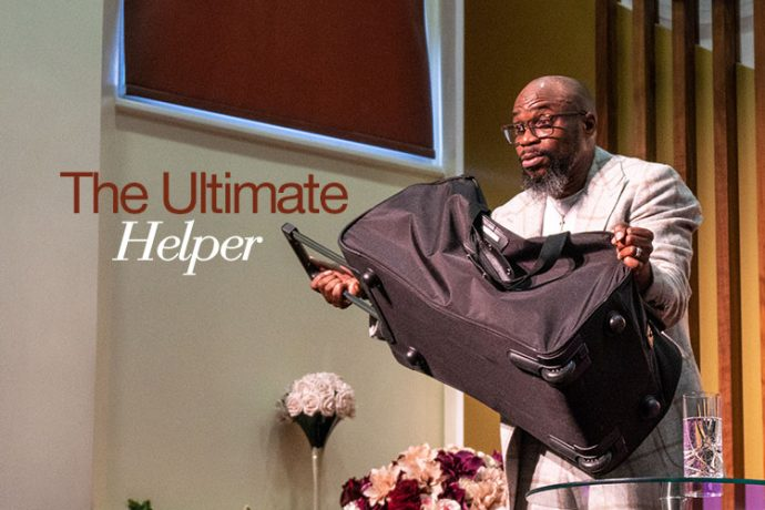 The Ultimate Helper