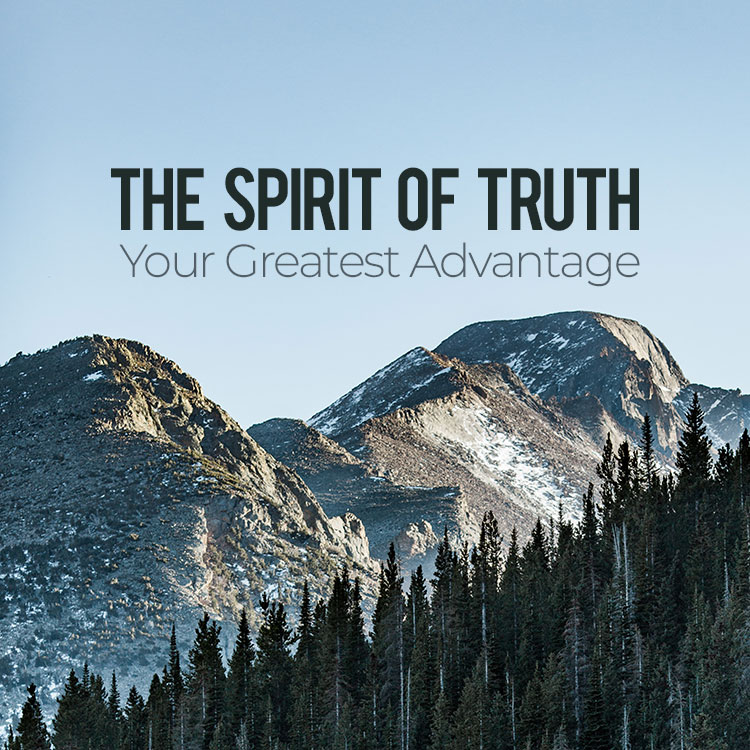 The Spirit of Truth (Part1)