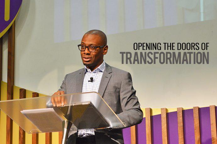 Open the Doors of Transformation