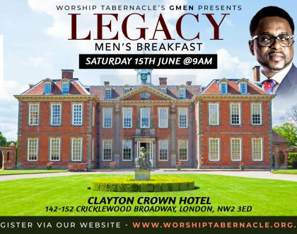 Legacy: Men's Breakfast