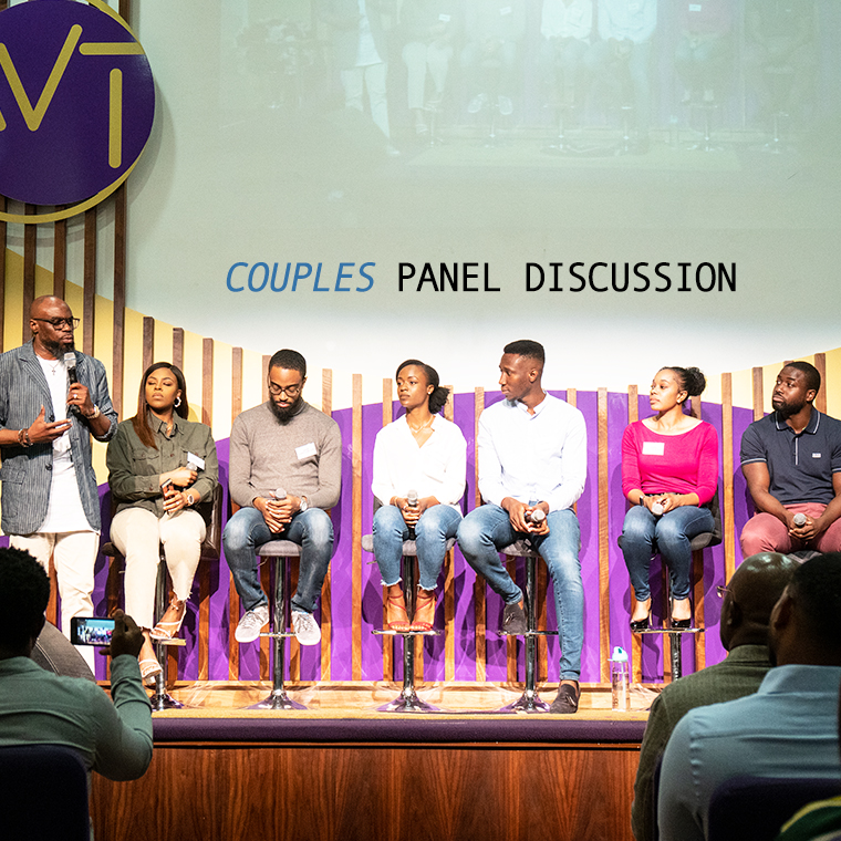 Couples Panel Discussion