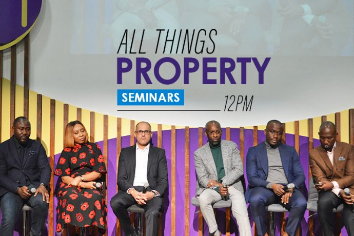 All Things Property Seminar (12pm)
