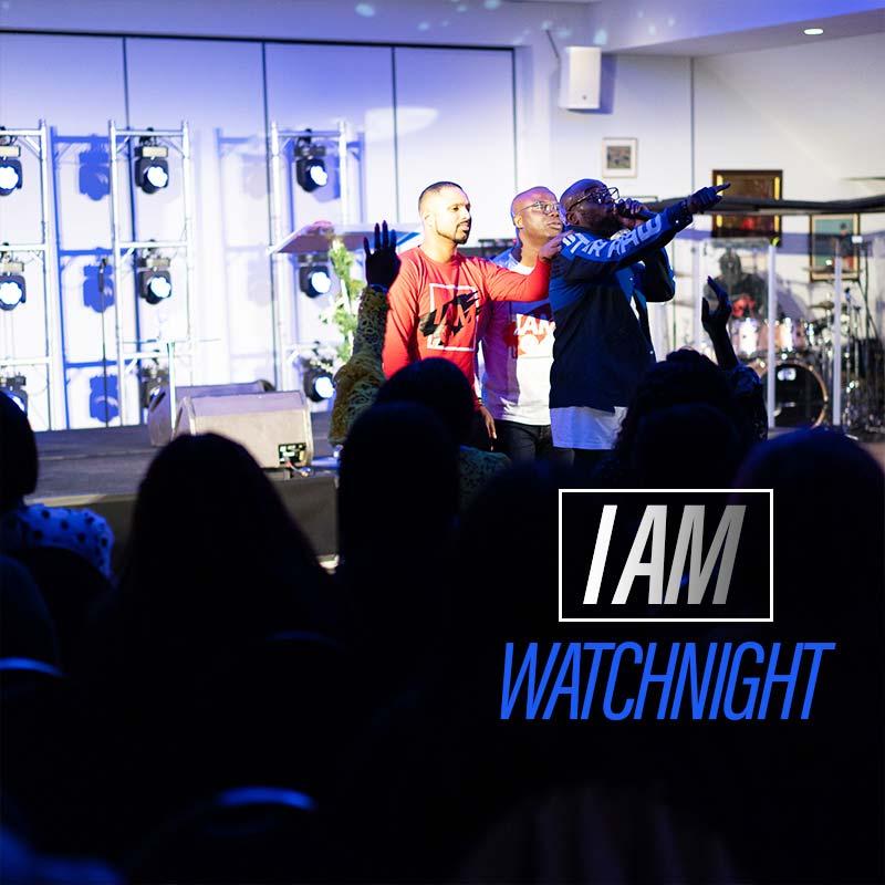 I Am (Watch Night 2019)
