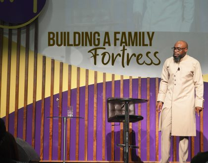 Building a Family Fortress
