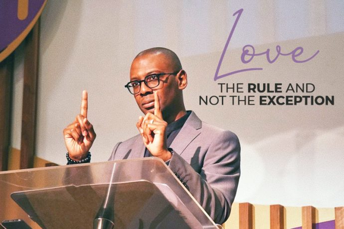 LOVE: The Rule and Not the Exception