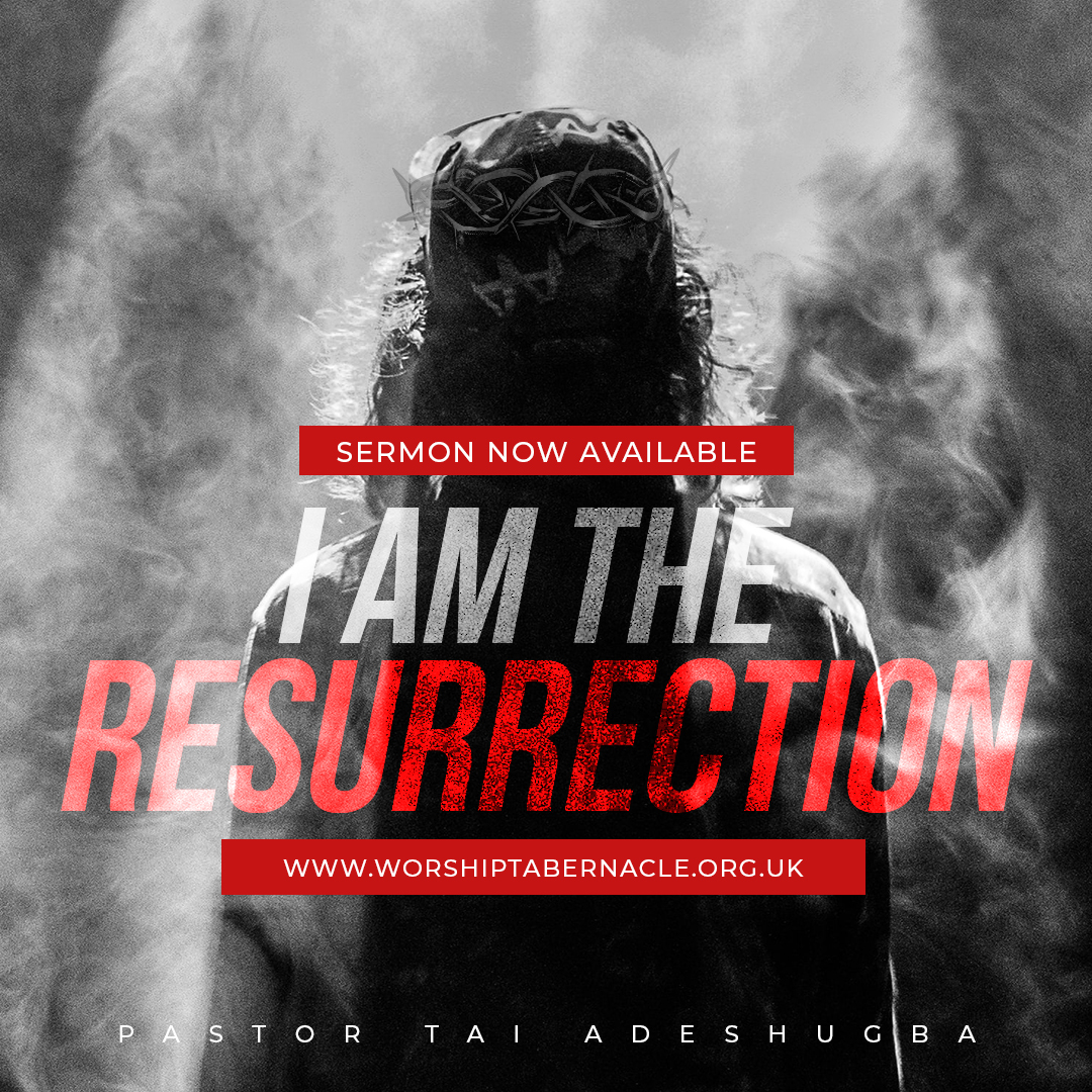 I Am: The Resurrection