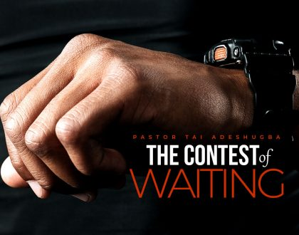 The Contest of Waiting