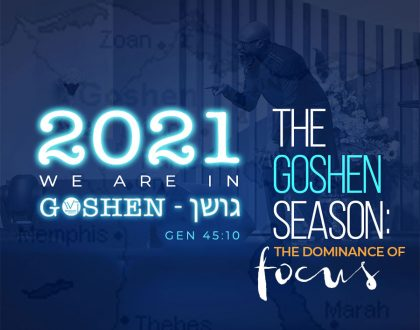 The Goshen Season (Part 2)
