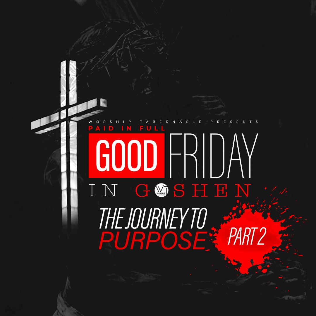 The Journey to Purpose (Part 2)