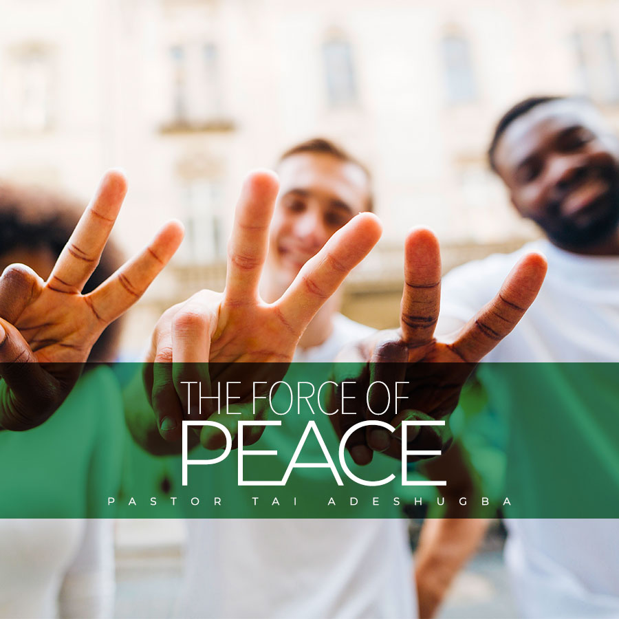 The Force of Peace