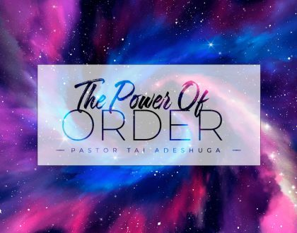 The Power of Order